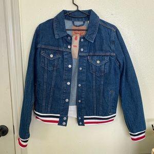 Brand new Levi's jean jacket